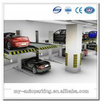 Buy cheap Mini Auto Lift Mechanical Lifting Devices Parking Car Stacker from wholesalers