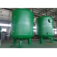 Buy cheap Manganese Sand Filter FRP Pressure Tank Water Filter Reverse Osmosis Pressure Tank For Iron Removal from wholesalers