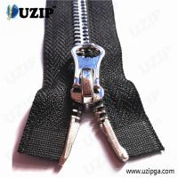 Buy cheap coil separating zipper from wholesalers