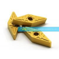 Buy cheap Extensive Versatility Cemented Carbide Turning Inserts for Steel Semi Finishing product
