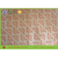 Buy cheap Pink Logo Pattern Printed Tissue Wrapping Paper 50 X 70 CM Marble Print Wrapping Paper from wholesalers