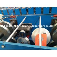 Buy cheap Steel Beam C Z Purlin Roll Forming Machine For Prefab House 16MPa 22KW from wholesalers