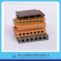 Buy cheap wpc/PE wood plastic gallery frame extrusion mould/out door PE decking mould from wholesalers