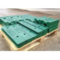 Buy cheap High Chrome Steel Crusher Blow Bars For River Gravel Crushing Long Service Life from wholesalers