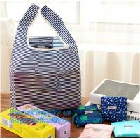 Buy cheap Customized professional non woven metallic polyester shopping bag,polyester drawstring bag/promotion polyester bag/nylon from wholesalers