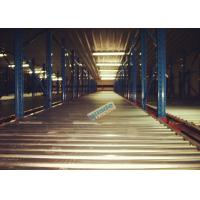 Buy cheap 15 Pallet Deep Flow Rack Shelving Warehouse Pallet Racking For Frozen Food product