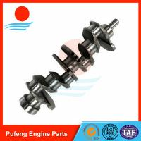 Buy cheap MAZDA Diesel Engine SL Crankshaft K410-11-301A 0V101-11-300 from wholesalers