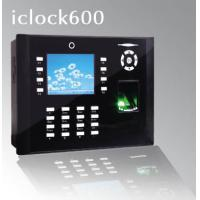 Buy cheap Economic Best selling products Biometric Fingerprint Time Clock Bio-Iclock600 from wholesalers