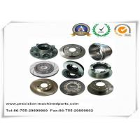 Buy cheap Prefessional ISO9001 Investment Casting Parts Container Corner Casting from wholesalers