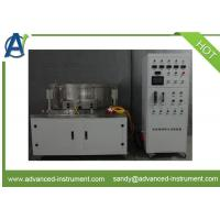 Buy cheap IEC 60331-11&21 Wire and Cable Fire Resistance Characteristics Test Equipment from wholesalers