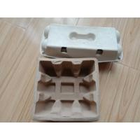 Buy cheap Waste Cardboard Egg Tray Production Line / Pulp Egg Tray Making Machine from wholesalers