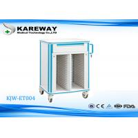 Buy cheap Horizontal Access Cleaning Medical Trolley Cart With Drawer for Medical Records from wholesalers