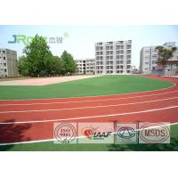 Buy cheap Sandwich System Polyurethane Track Surface 13MM Thickness For Outdoor Sports Flooring from wholesalers
