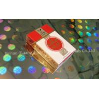 Buy cheap Multiple Extrusion Holographic Plastic BOPP Film For Food / Medicine Packaging product