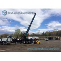 Buy cheap RTR50 Sliding Heavy Duty Rotator Wreckers With 50 Ton Boom And 16 Ton Underlift from wholesalers