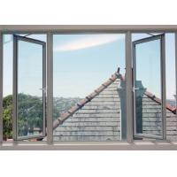 Buy cheap Inward / Outward Open Aluminium House Casement Windows AS Standard from wholesalers