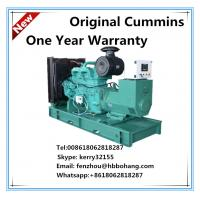 Buy cheap Cummins NT855 diesel generator set 200KW from wholesalers