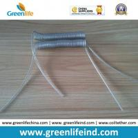 Gray Coil Wire : Transparent gray steel wire coil semi finished custom