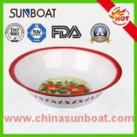Buy cheap chinese traditional cast iron customized color enamel wedding basin product