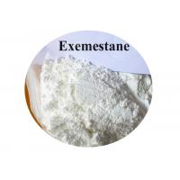 Buy cheap Positive Oral Estrogen Steroids Powder Exemestane Aromasin for Breast Cancer Treatment from wholesalers