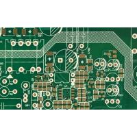 Buy cheap Immersion Gold Multilayer PCB Board For Vehicle Green Solder Mask OEM from wholesalers