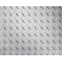 Buy cheap Embossed High Glossy Aluminium Checker Plate 12000mm Length For Interior Decorating product