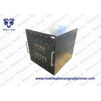 Buy cheap Full Frequency Bomb Signal Jammer , Cell Phone Reception Blocker 20 - 3000MHz product