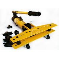 Buy cheap SWG Aluminum Hydraulic Busbar Bending Machine Fixed Structure from wholesalers
