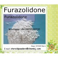 Buy cheap Antimicrobial Fungicide Furazolidone 67-45-8 Pharmaceutical Raw Materials for Anti - infective drugs from wholesalers