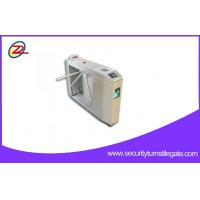 Buy cheap Scenic areas ticket Tripod Turnstile Gate with RFID card and barcode from wholesalers