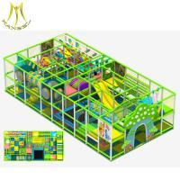 Buy cheap Hansel  indoor playground business for sale commercial play equipment fun playground games from wholesalers