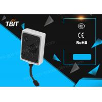 Buy cheap Geo-fence Function GPS GSM Tracker GSM Build-in 700mAh Battery With ACC Detection from wholesalers
