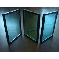 Buy cheap 6mm clear+12A+6mm clear coated glass tempered safety tempered insulated glass building windows and doors glass from wholesalers
