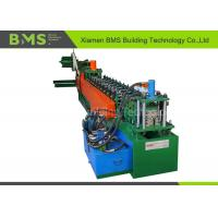 Buy cheap Customer L Beam Racking Roll Forming Machine With Automatic PLC System product