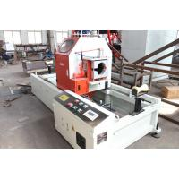 Buy cheap Profile / Pipe Automatic PVC Extrusion Machine With Cutter from wholesalers