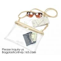 Buy cheap Fashion Clear Purses PVC Crossbody Bag Snakeskin Fringe Clutch Handbag Stadium Approved Bag,Cross Body Bag Clutch Messen from wholesalers