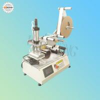 Buy cheap Semi-automatic plane labeling machine product
