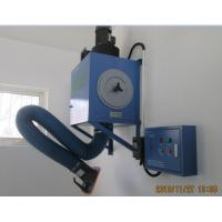 Buy cheap Wall-Mounted Filter Welding Fume Extractor/Wall Mount Welding Smoke Eater with dual arms from wholesalers