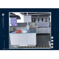 Buy cheap All Steel and Wood Dental Lab Furniture with CE & SGS certificates from wholesalers