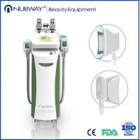 Buy cheap Newest (Hot in USA ) Stubborn fat killer Cryolipolysis cavitation RF mutilfunction machine from wholesalers