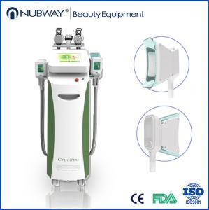 Buy cheap 2016 Advanced Pulse Cryolipolysis Fat Freeze Slimming Machine Radio Frequency Cavitation product