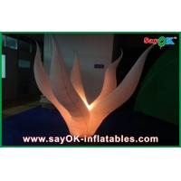 Buy cheap Coral Shape Inflatable Hanging Led Lighting Decoration / Advertising Inflatable LED Light from wholesalers