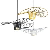 Buy cheap Modern Cheap Iron Pendant Lights Gold Black White Color E27 Pendant Lamp Lights from wholesalers