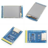 Buy cheap Low Power Lcd Display Module 2.4 8 16 Bit Parallel Interface For Arduino UNO 5V/3.3V Driver product