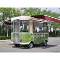 Buy cheap Movable food truck with good quality and competitive price from wholesalers