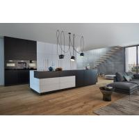 Buy cheap Latest Modular Fashional High Gloss Waterproof Lacquer Kitchen Cabinet with product