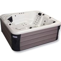 Buy cheap ponfit 5 - 6 Persons (1 Lounges) hot tub spa with colorful acrylic from wholesalers