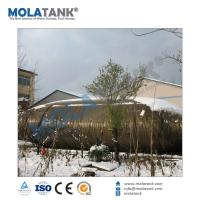 Buy cheap MOLATANK Capacity 50 000 liter, 100 000 liter PVC Folding Unti-UV Farm Irrigation Water Tanks from wholesalers