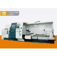 Buy cheap CK61125Q CNC horizontal lathe machine (Guide rail width=600mm, 2.5tons load) from wholesalers