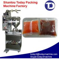Buy cheap Liquid Packing Machine/Syrup, honey, jam, ketchup, shampoo, liquid pesticide packing machine from wholesalers